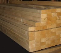 2in X 3in (50mm * 75mm) Timber