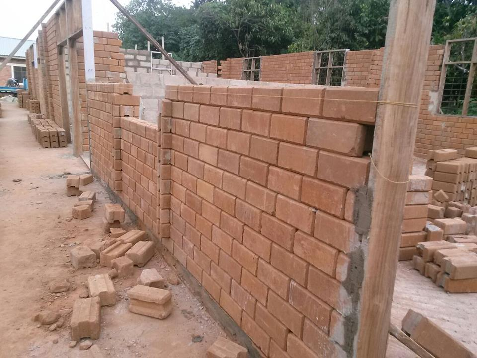 Construction exchange hydaform interlocking bricks for Interlocking brick house plans