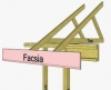 1in X 9in (25mm * 125mm) Timber Fascia Boards